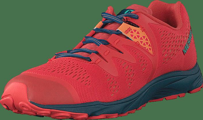 Merrell - Riveter E-mesh Hot Coral
