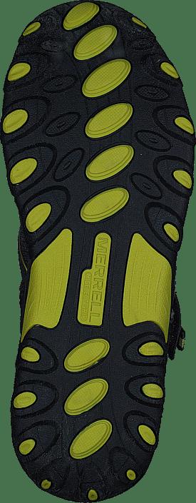 Hydro H20 Sandal Navy/lime