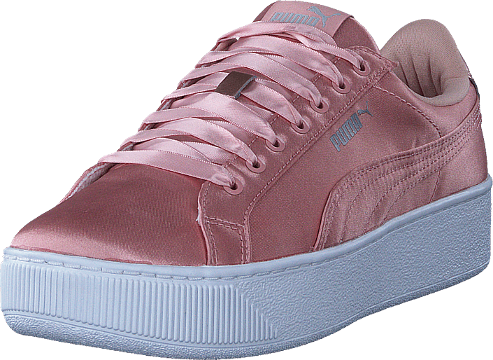 Puma - Puma Vikky Platform Ep Peach Beige-peach Beige