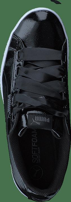 P Kjøp Black Ribbon Vikky Grå Online Black Flats Puma Sko puma 77qwPxUH