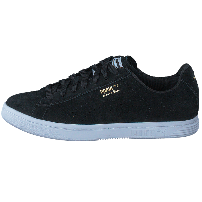 finest selection 7f8b4 42112 Court Star Suede Puma Black