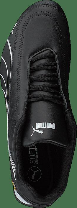 Buy Puma Sf Future Kart Cat Puma Black-puma White grey Shoes Online ... 37b91c39c