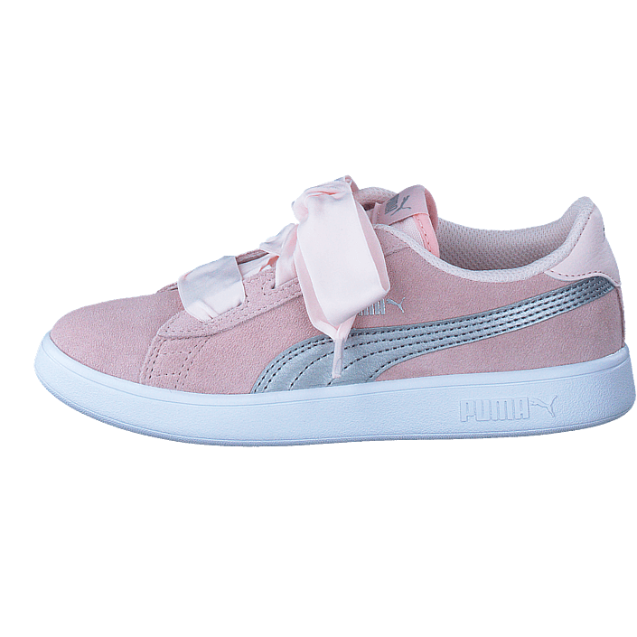 Puma Smash V2 Ribbon Ac Ps Pearl puma Silver