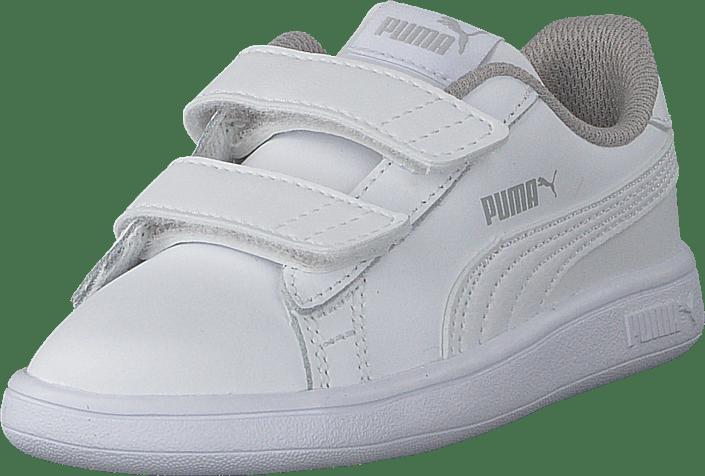 Puma Smash V2 L V Inf Puma White puma White