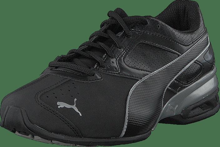 1d105490a80 Buy Puma Tazon 6 Fm Puma Black-puma Silver black Shoes Online ...