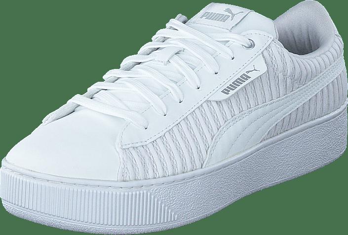 vikky platform puma white