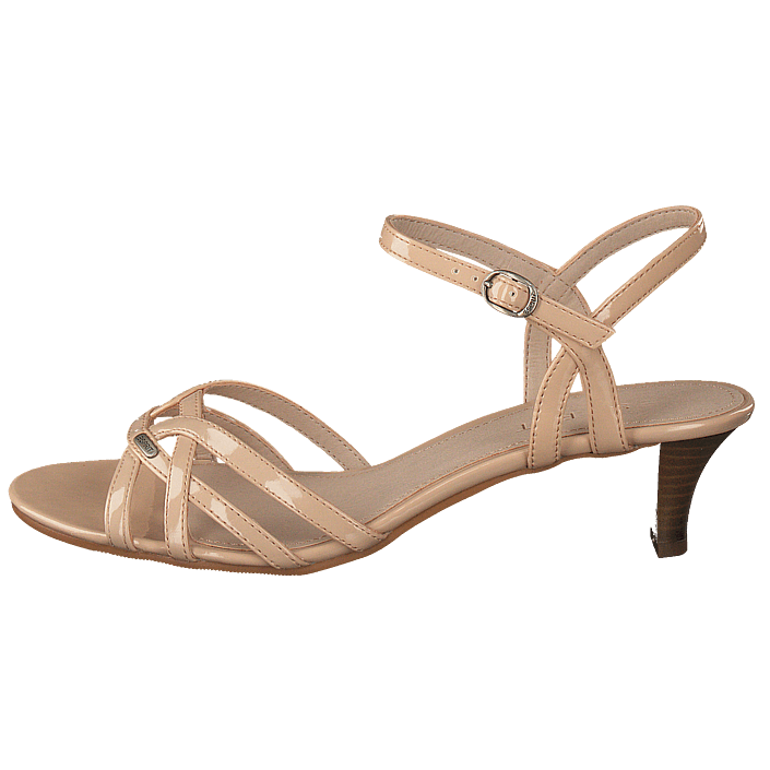 Kjøp Esprit Birkin Sandal 230 Camel sko Online | FOOTWAY.no