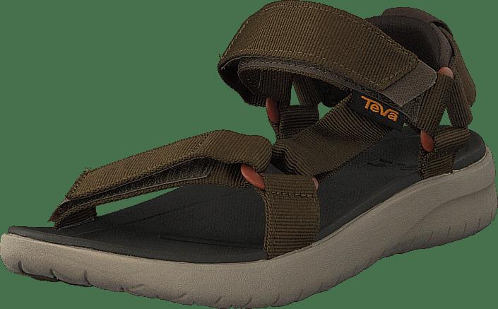 1881d9a9e93 Buy Teva Sanborn Universal Olive brown Shoes Online
