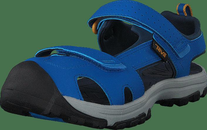 Teva - Hurricane Toe Pro Dazzling Blue