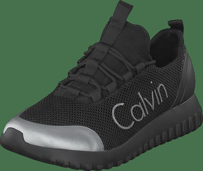 9086c07f0f2ad Kup Calvin Klein Jeans Reika Black/silver czarne Buty Online ...