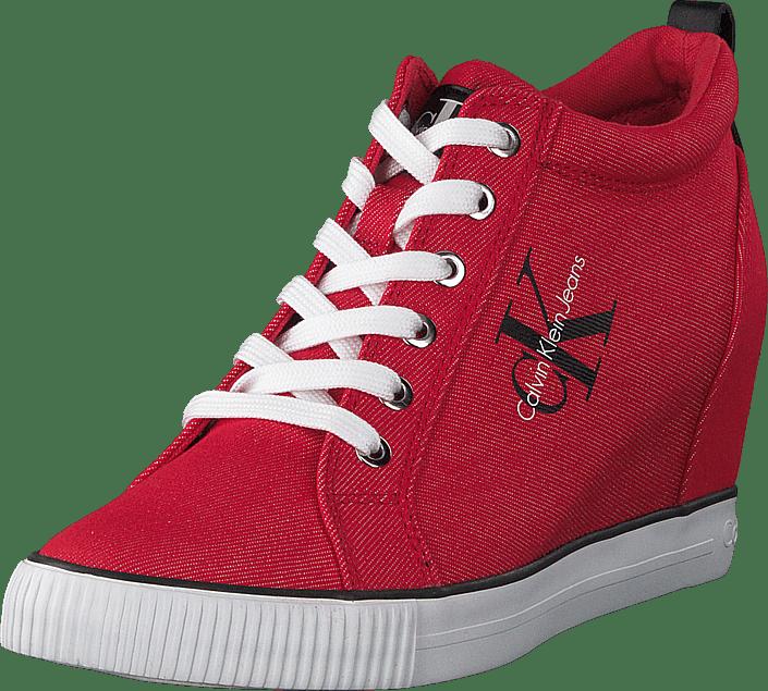 Calvin Klein Jeans - Ritzy Denim Red