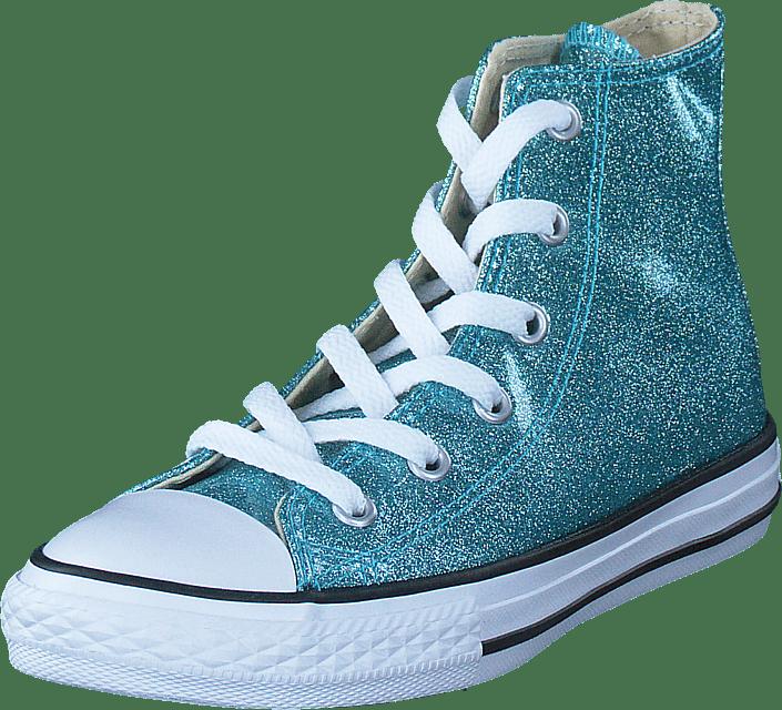 Converse - Chuck Taylor All Star Bleached Aqua/natural/white