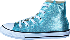 Chuck Taylor All Star Bleached Aqua/natural/white