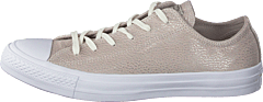 Chuck Taylor All Star Pale Putty/silver/white