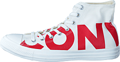 Chuck Taylor All Star Natural/enamel Red/egret