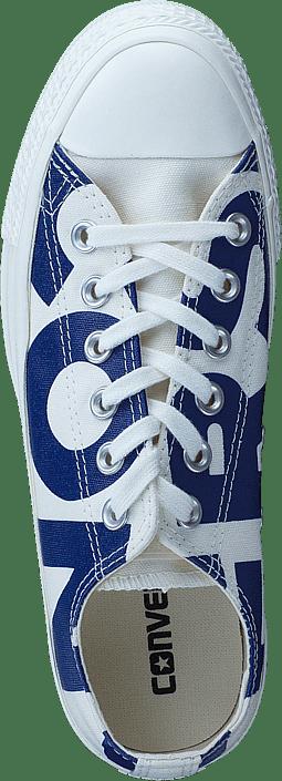 Converse Chuck Taylor All Star Natural/blue/egret 415895479