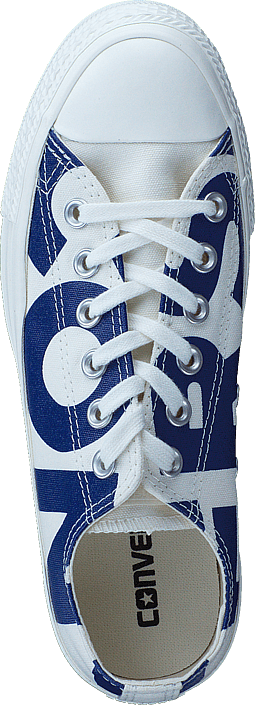 Chuck Taylor All Star Natural/blue/egret