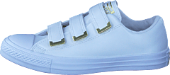 Chuck Taylor All Star 3v White/white/gold