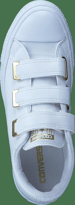 gold white Kjøp 3v White Sko All Online Converse Sneakers Chuck Star Taylor Blå gWwpcq8Op0