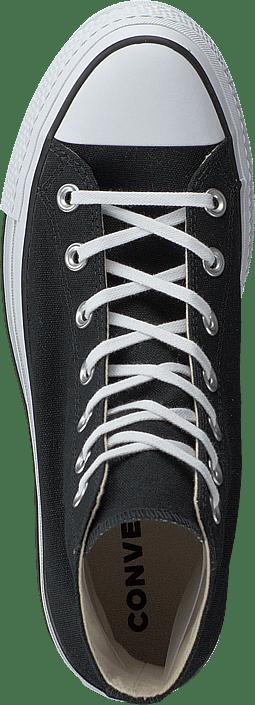Chuck Taylor All Star Lift Black/white/white