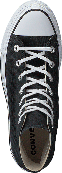 Kjøp Converse Chuck Taylor All Star Lift Black/white/white Sko Online