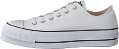 Chuck Taylor All Star Lift Ox White/black/white