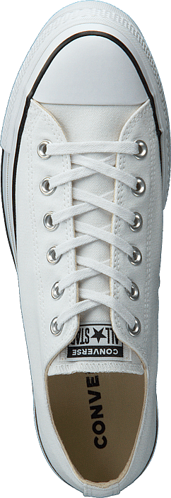 Converse Chuck Taylor All Star Lift Ox White/black/white 215487793