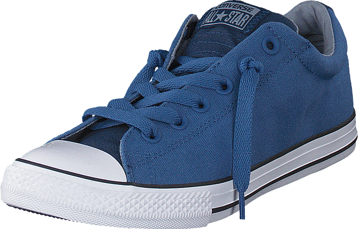 Chuck Taylor All Star Street Nightfallblue/glacier Grey/wht