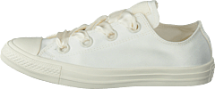 Ct All Star Big Eyelets Egret/egret/egret