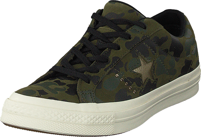 Converse - One Star Herbal/light Gold/egret