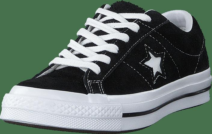 One Star Black/white/white
