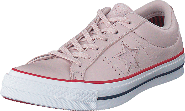 Converse - One Star - Ox White/gym Red/white