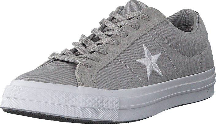 Converse - One Star - Ox Ash Grey/white/mason