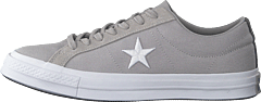 One Star - Ox Ash Grey/white/mason