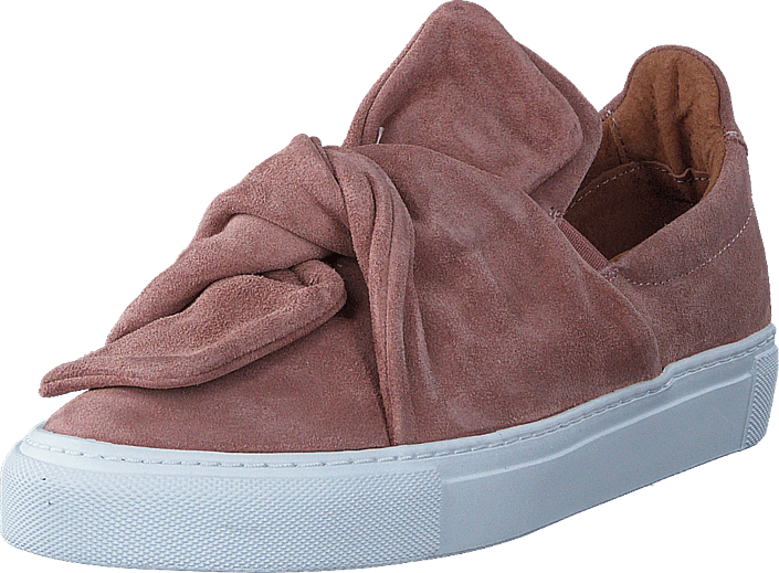 Pavement - Ava Loop Rose Suede