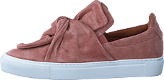 Ava Loop Rose Suede