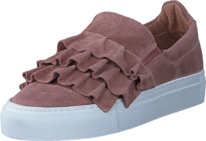 Pavement - Ava Fringel Rose Suede 259