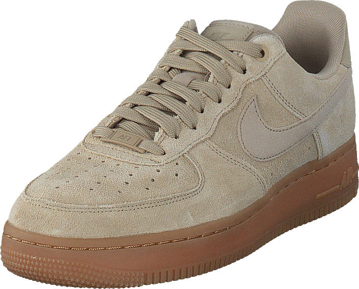Air Force 1 07 Mushroom mushroom gum Brown