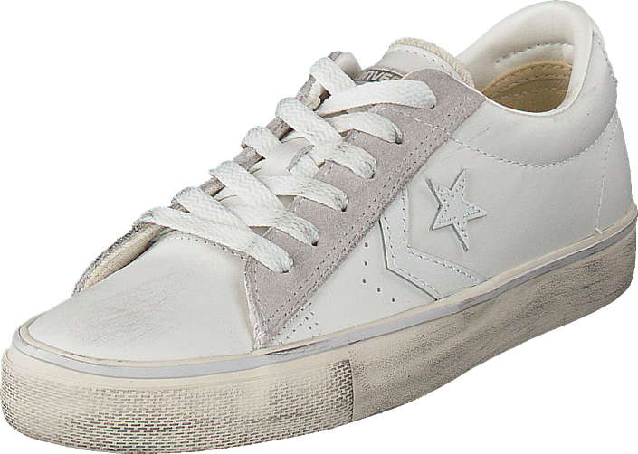 1fef2a3615f Buy Converse Pro Leather Vulc Ox White white Shoes Online