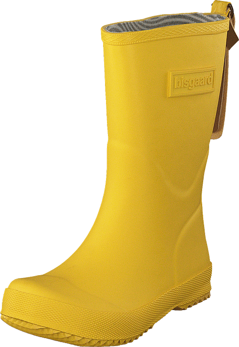 Bisgaard - Basic Rubberboot Yellow