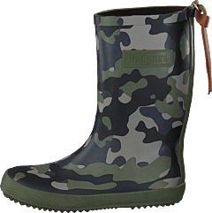 Fashion Rubberboot Camoflage