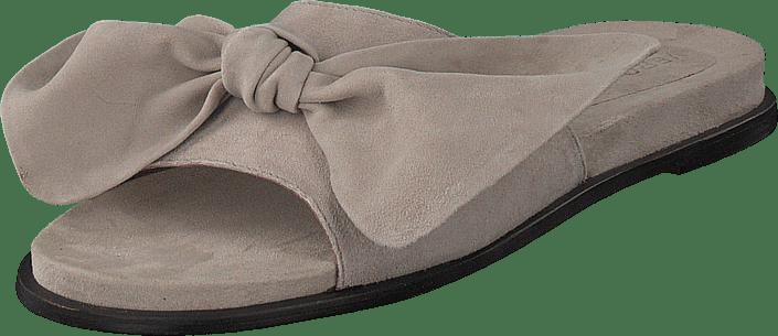 Vero Moda - Bow Leather Sandal Ash