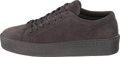 Stella Leather Sneaker Asphalt