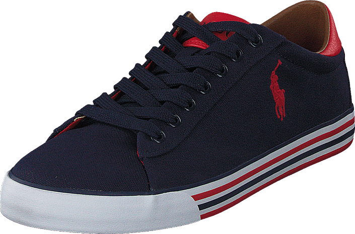 Polo Ralph Lauren - Harvey-ne Newport Navy/rl2000 Red