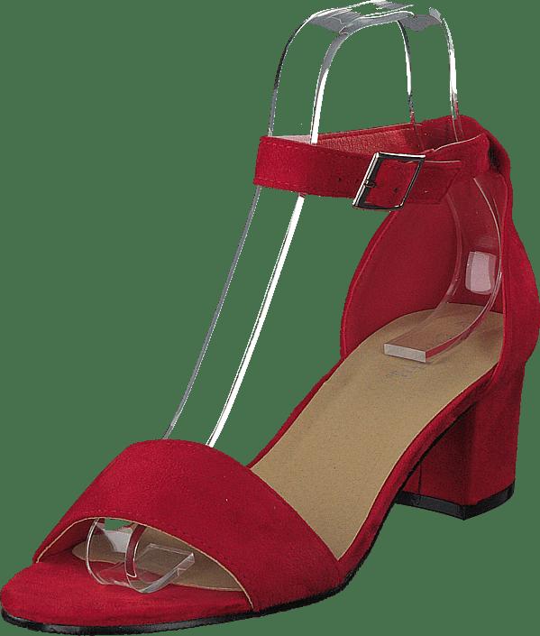 97 Heels Red Online Kjøp Duffy 18551 Røde Sko 4xg7g
