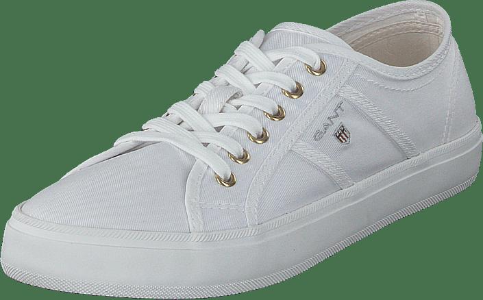 Zoe Sneaker Bright White