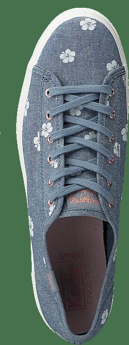 Tripple Kick Hibiscus Blue