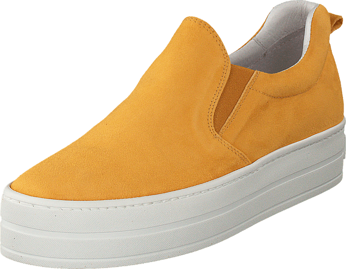 Slip In Yellow
