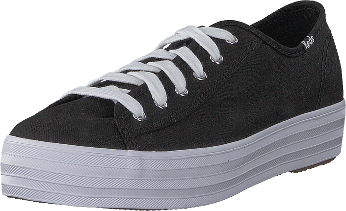 Keds - Champion Core Canvas Black/white