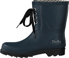 Rubber Boot Blue